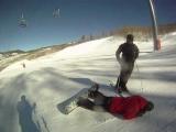 Gabe Smith Snowboarding Accident Vail Colorado