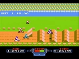 Let's Play Excitebike Part 1: Old School Dirt Biking