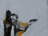 Ski-Doo Accident … How Not to Hit a Drift!