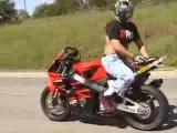 Bikers Stunt