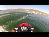 GoPro Inner Tubing at Lake Berryessa