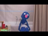 "Sesame Street: Grover Stars in ""Smell Like A Monster."""