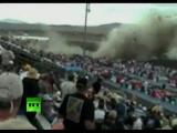 Dramatic new video: Moment of Reno plane crash caught on camera