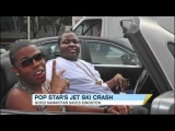 Sean Kingston in Critical Condition After Jet-Ski Crashes Into Bridge