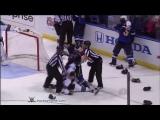 Sharks vs Blues Apr 14, 2012