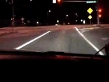 Motorcycle Police Chase