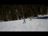 Snow Skiing Crashes for Beginners