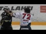 Brutal Hockey Fight – Warning Xtreme Violent