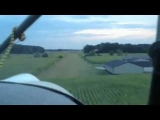 Small Plane Crashed After Clipping Power Line, Grandson Inside(Warning)