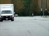 Me & Motorcycle stunts
