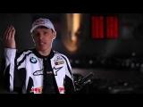 Chris Pfeiffer explains motorbike stunt tricks. Wheelie.