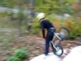 funny bike accident