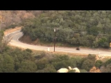 Police Chase a High Performance Motorcycle – Mulholland Hwy, CA