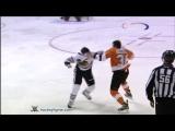 Andrew Shaw vs Zac Rinaldo Jan 5, 2012