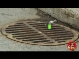 Dropping Car Keys In A Sewer Prank