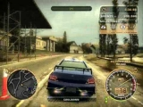 Need For Speed Most Wanted Police Chase Gameplay