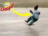 Ice Hockey Fail