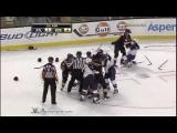 Thrashers vs Bruins Dec 23, 2010