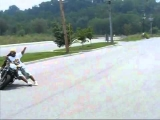 King of the South motorcycle stunts YouTube