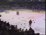 Big Ice Hockey fight (sorel)
