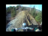 GoPro Baja Dirt Bike Bush Run