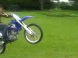 YZ250F Wipeout (AT THE END)