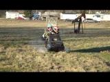 Snowmobiling On Grass Fail