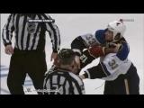 Tyson Strachan vs Paul Bissonnette Mar 22, 2011