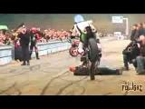 Salon de la moto de Pecquencourt 09 (motorcycle stunts, FMX)