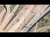 Dallas Texas Police Chase Harley.mp4