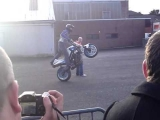 Motorcycle Stunts at Adelaide Motorcycle Festival 2011