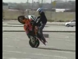 world best Motorcycle Stunt video