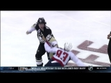 Jay Beagle vs Arron Asham Oct 13, 2011