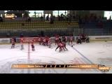 Hockey Fights. Bauer Select  Lokomotiv Yaroslavl .Bauer Tretyak Latvia Invite-2012