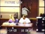 Woman Smacks Woman In Court
