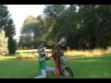 Crazy Dirtbike Tricks