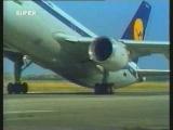 Plane crash tests