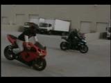 Motorcycle Stunts pt1