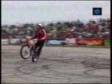 Christian Pfeiffer Bike Stunt