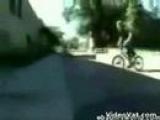 Horrible bike and skateboard crashes