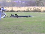 RC Plane crash video
