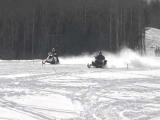03 Firecat F7 vs skidoo 800 Etec