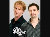 OPIE & ANTHONY watch FUNNIEST POLICE CHASE EVER