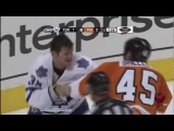 Jay Rosehill vs Jody Shelley Sep 21, 2011
