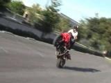 motorcycle stunts