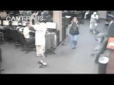 71 year old Man shoots robbers – Caught on tape!