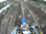 My first GoPro hd dirtbike crash