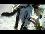 Extreme Ski Fall