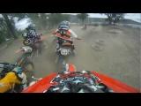 BIG Dirt Bike Wreck! Very Painful!