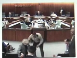 Carson, CA city council meeting gets out of control